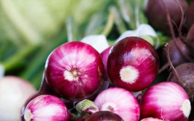 Cebolla con sal para parar la tos nocturna – Remedio Casero