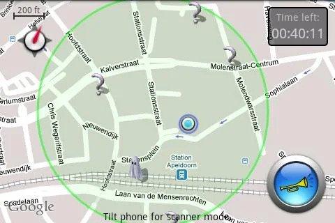 Cazando fantasmas con tu GPS